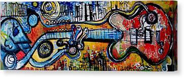 Left Is Rest  Canvas Print by Jon Baldwin  Art