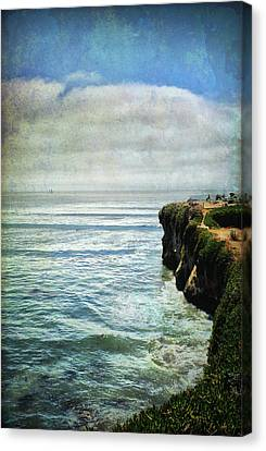 Life Is Bigger Canvas Print by Laurie Search