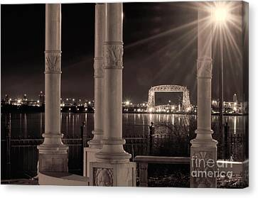 Lift Me Up Canvas Print by Whispering Feather Gallery