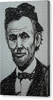 Lincoln Canvas Print by Pete Maier