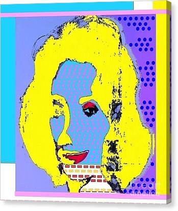 LIZ Canvas Print by Ricky Sencion
