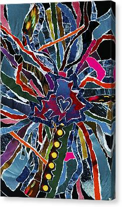 Love Spinner  Canvas Print by Kenneth James