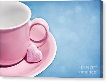 Love Canvas Print by VIAINA Visual Artist