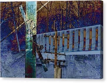 Loveland Bridge Canvas Print by Robert Glover