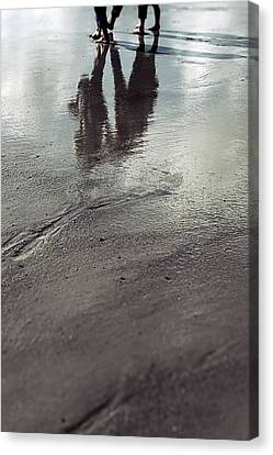 Low Tide Canvas Print by Joana Kruse
