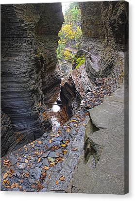 Low Water Canvas Print by Joshua House