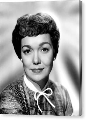 Magnificent Obsession, Jane Wyman, 1954 Canvas Print by Everett