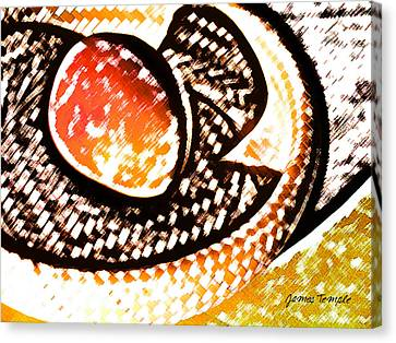 Mango Canvas Print by James Temple