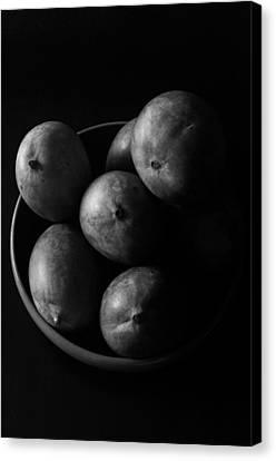 Mangoes Canvas Print by Mauricio Jimenez