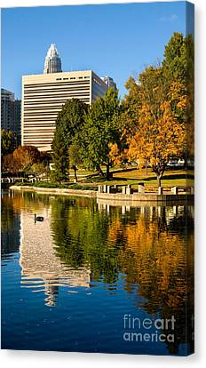 Marshall Park Canvas Print by Patrick Schneider