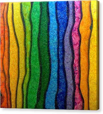 Matiz Canvas Print by RochVanh