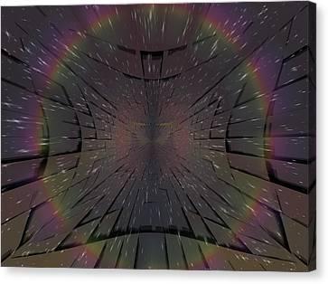 Matrix Canvas Print by Tim Allen