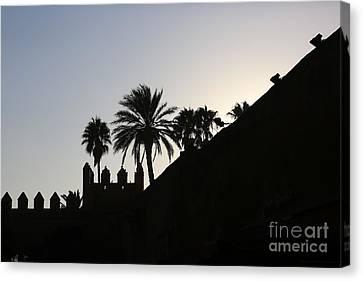 Medina I Rabat Canvas Print by Chuck Kuhn