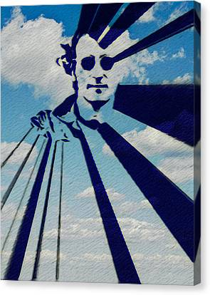 Mind Games Canvas Print by Bill Cannon