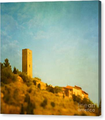 Montaday Tour Canvas Print by Paul Grand