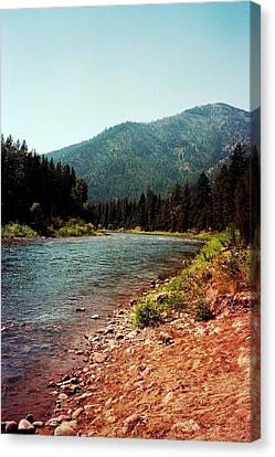 Montana Canvas Print by Gary Smith