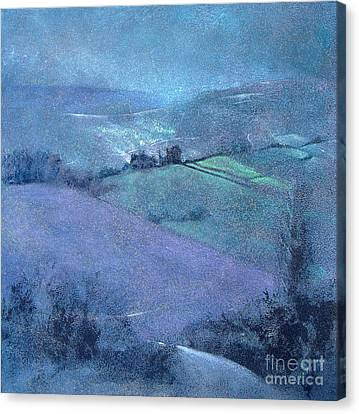 Moorland Highlights Canvas Print by Neil McBride
