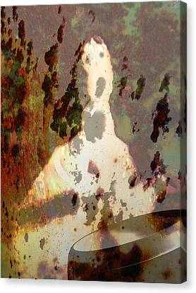 My All  Canvas Print by Shirley Sirois