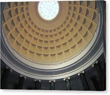 National Gallery Of Art I Canvas Print by Steven Ainsworth