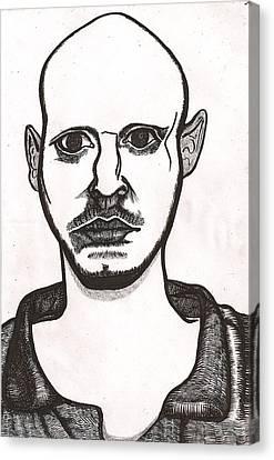 New Do Canvas Print by Al Goldfarb