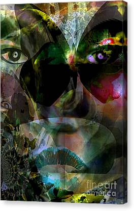 New Year's Resolution Canvas Print by Fania Simon