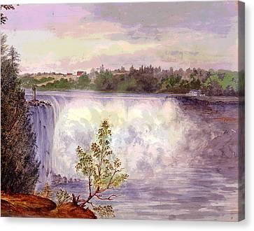 Niagara Falls Canvas Print by Charles Shoup