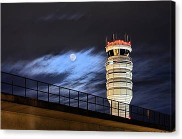 Night Watch Canvas Print by JC Findley
