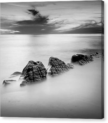 Nowhere 2 Canvas Print by Guido Tramontano Guerritore