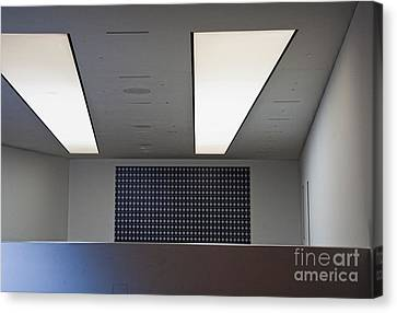 Office Ceiling Canvas Print by David Buffington