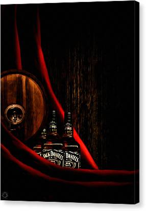 Oh Jack Canvas Print by Lourry Legarde