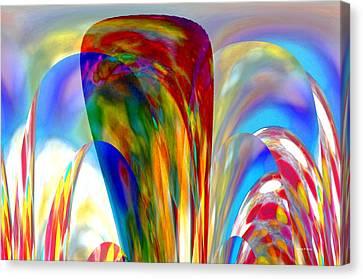 One Summer Dream Canvas Print by Maria Urso