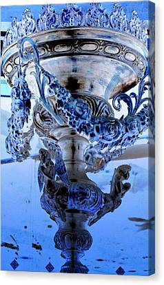 Ornate Canvas Print by Randall Weidner