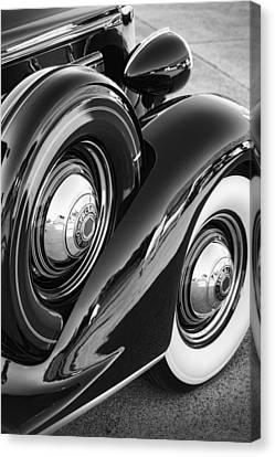 Packard One Twenty Canvas Print by Gordon Dean II