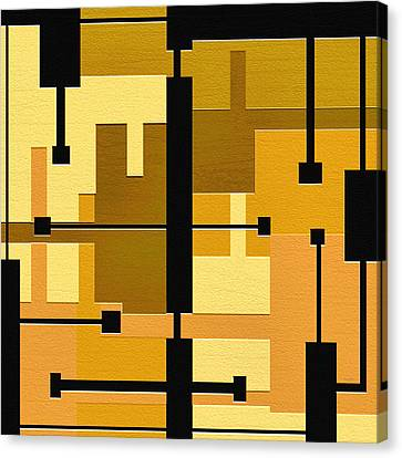 Passive Canvas Print by Ely Arsha
