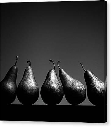 Pears Canvas Print by Eddie O'Bryan
