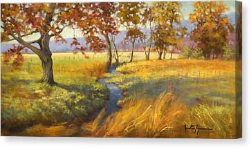 Perfect Afternoon Canvas Print by Jonathan Howe