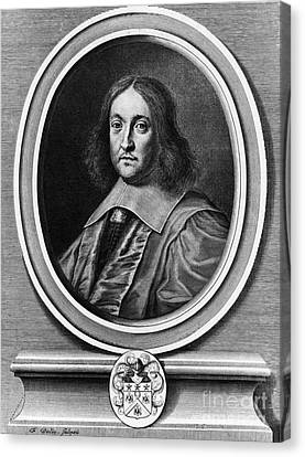 Pierre De Fermat, French Mathematician Canvas Print by Photo Researchers, Inc.
