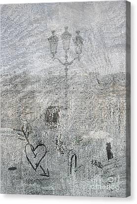 Place Vendome. Paris. France. Europe Canvas Print by Bernard Jaubert