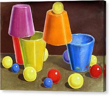 Playground  Canvas Print by Irina Sztukowski