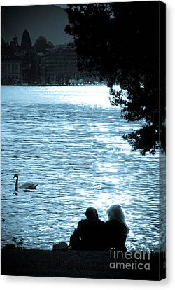 Precious Moments Canvas Print by Syed Aqueel