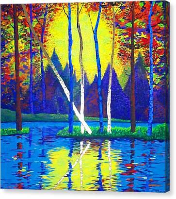 Primavera Canvas Print by Randall Weidner