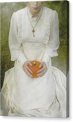 Pumpkin Canvas Print by Joana Kruse