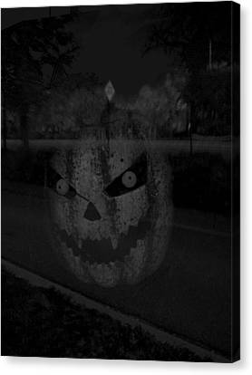 Punkinhead Canvas Print by David Pantuso