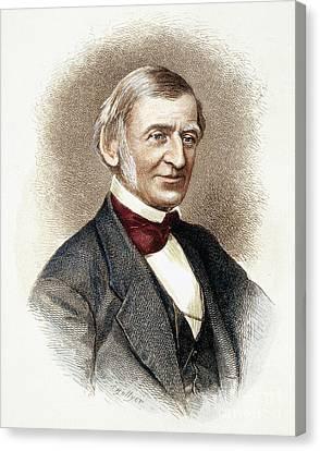 Ralph Waldo Emerson   Canvas Print by Granger
