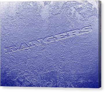 Rangers II Canvas Print by Malania Hammer
