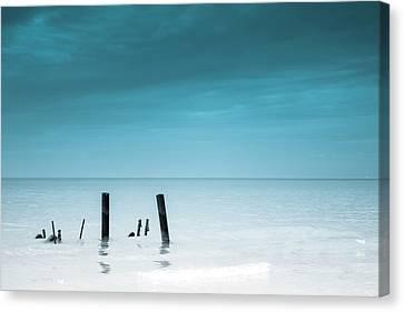 Rare Calm Canvas Print by Greg David