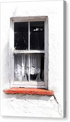Red Sill Canvas Print by Marion Galt