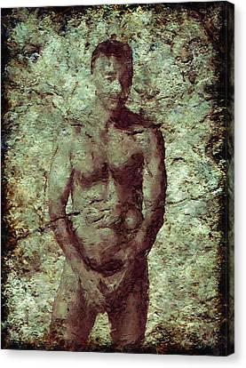 Redemption Canvas Print by Kurt Van Wagner