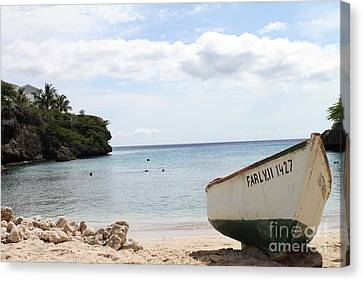 Relaxation Canvas Print by Eric Chapman
