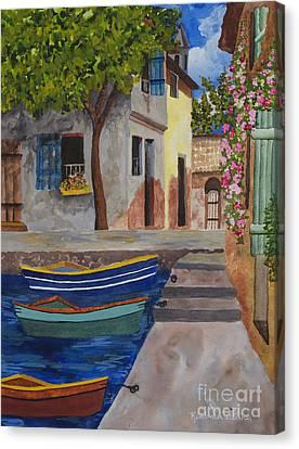 Rio De Lucia Canvas Print by Kimberlee Weisker